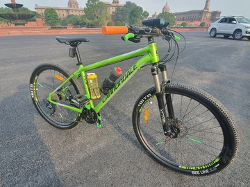 For Sale: Cannondale trail 4 mtb for sale 1 year old