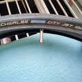 For Sale: Schwalbe tyres  city jet  26*1.5 (2nos)..