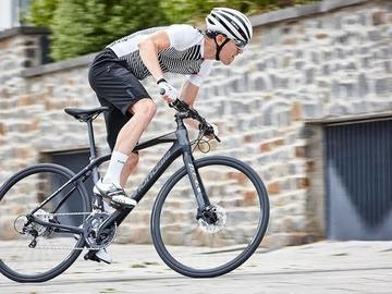 Cycling Content: Need a hybrid cycle
