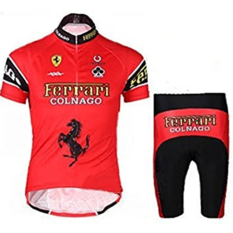 1d42083f9 CLEARANCE SALE. NEW.-- Cycling Jersey   Shorts. - Cyclop