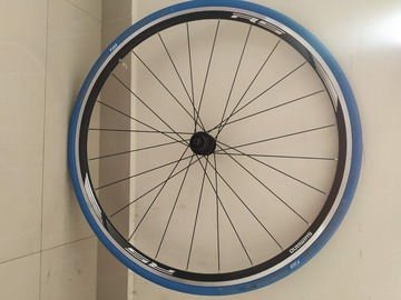 For Sale: Shimano R5 Wheel + Schwalbe - Training Tire
