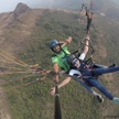 Cover paragliding